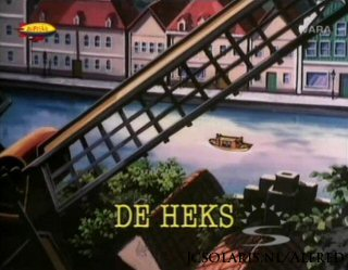 Alfred J. Kwak - Aflevering 39: De Heks - Who Wants to Marry a Witch - Die Hexe - Alfred et la sorci�re