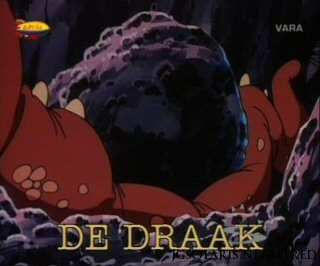 Alfred J. Kwak - Aflevering 42: De Draak - Save the Dragon - Der Drache - Le dragon en p�ril