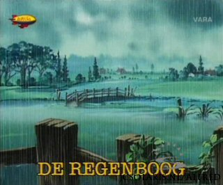 Alfred J. Kwak - Aflevering 49: De Regenboog - Looking for the Rainbow - Der Regenbogen - L`arc-en-ciel