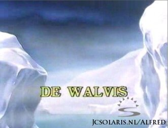Alfred J. Kwak - Aflevering 19: De Walvis - The Ocean Belongs to All of Us - Rettet die Wale - Nul ne poss�de l`oc�an - Alfred  Jodocus Kwak