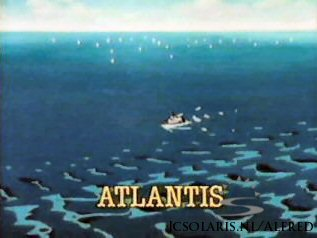 Alfred J. Kwak - Aflevering 32: Atlantis - They Come to Atlantis - Atlantis - Les capsules de verre