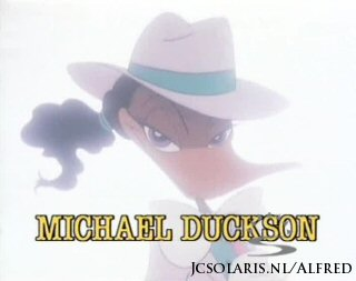 Alfred J. Kwak - Aflevering 36: Michael Duckson - The Course of True Love - Mich�el Duckson - Micha�l Duckson - Alfred  Jodocus Kwak