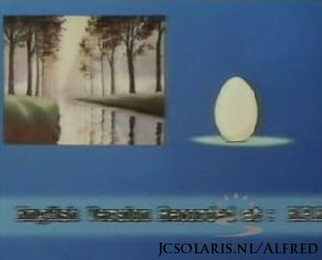 Alfred J. Kwak - Outtro Outro Credits Extro End Ending UK England English Little Duck�s Big Love Story The Adventures of Alfred J. Quack the Duck - Alfred Jodocus Kwak